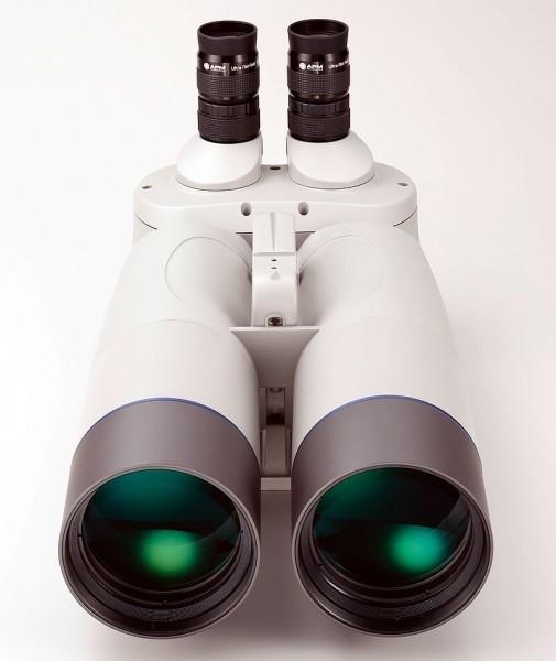 Astronomy Alive - APM 100 mm 90 deg Premium Semi-Apo Binoculars