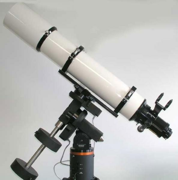 Astronomy Alive - APM LZOS Telescope Triplet Super ED APO Refractor 1521200 CNC LW II