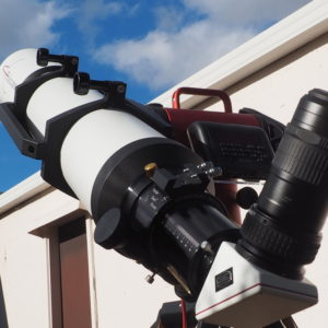 Astronomy Alive - CFF Telescopes Premier 140mm f6.5 Oil Spaced Triplet Apochromatic Refractor