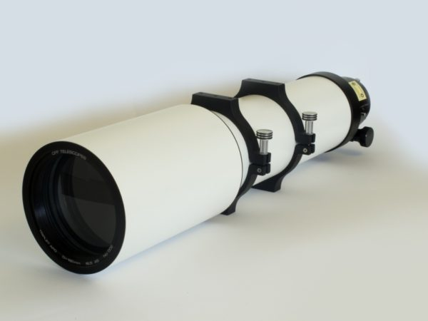 Astronomy Alive - CFF Telescopes Premier 160mm f6.5 Oil Spaced Triplet Apochromatic Refractor