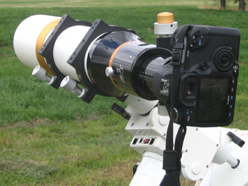 Astronomy Alive - Everwin 2 inch Camera adaptor
