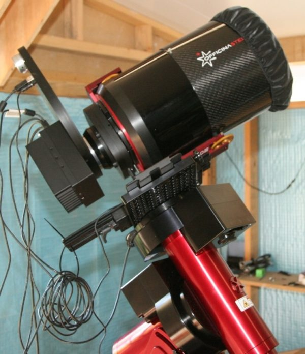 Astronomy Alive - FLI Finger Lakes Instruments CCD Systems