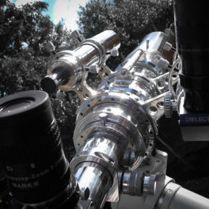 Astronomy Alive - Moonraker Dark Matter 102mm f7 Triplet APO Hand Crafted Refractor telescope