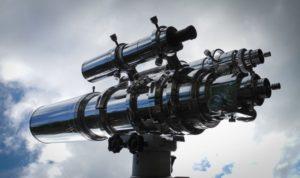 Astronomy Alive -Moonraker Dark Matter Refractor Telescope