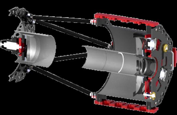 Astronomy Alive - Officina Stellare RiDK 300 300mm Riccardi Dall Kirkham Telescope