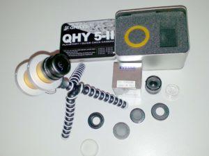 Astronomy Alive - QHY5L II Mono Guidescope