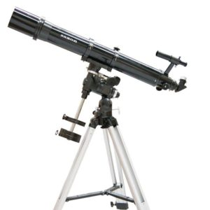 Astronomy Alive - Saxon 1021 EQ3 102mm Refractor Telescope
