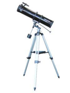 Astronomy Alive - Saxon 1309EQ2 130mm Reflector Telescope