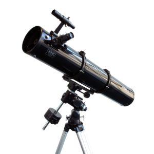Astronomy Alive - Saxon 15012EQ3 150mm Reflector Telescope