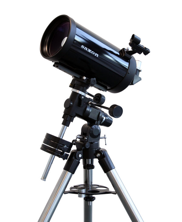 Astronomy Alive - Saxon 15018EQ3 6 Maksutov Cassegrain Telescope system