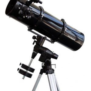 Astronomy Alive - Saxon 20010 EQ5 200mm Reflector Telescope