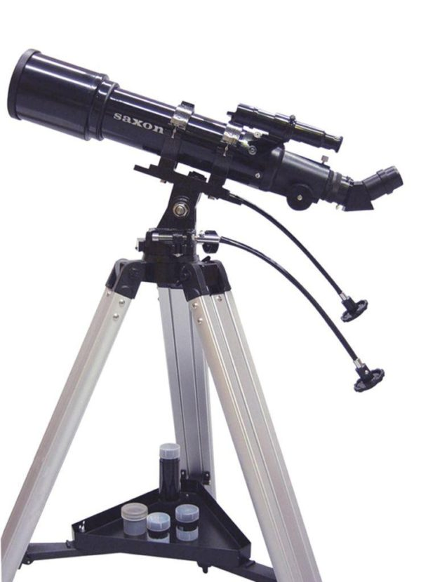 Astronomy Alive - Saxon 705 AZ3 Heavy Duty 70mm Spotting Scope