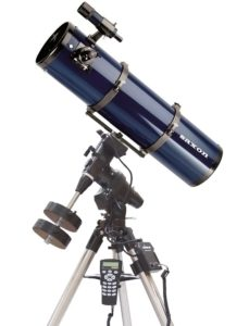 Astronomy Alive - Saxon 8 inch Newtonian Tube Rings and Dovetail Upgrade Kit