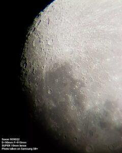 Astronomy Alive Saxon 909Eq2
