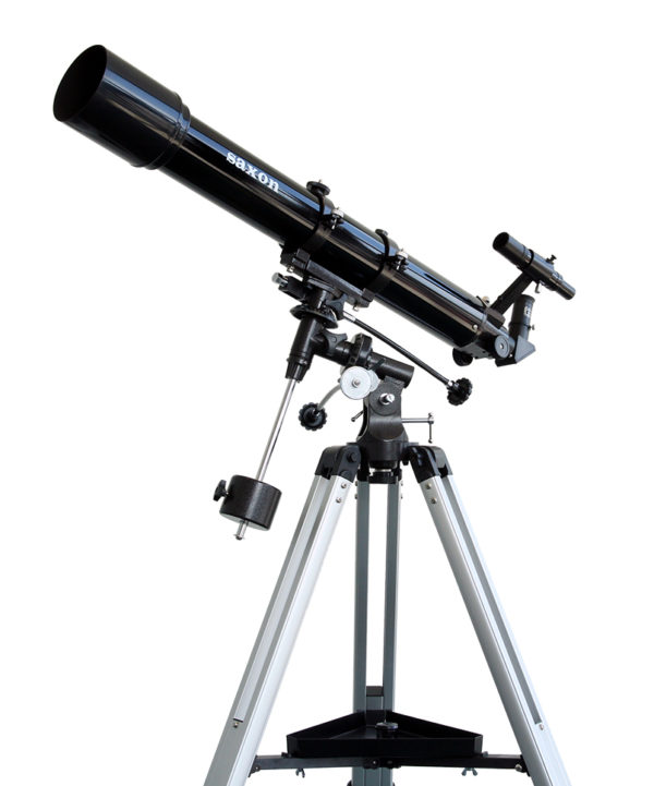 Astronomy Alive - Saxon 909Eq2 Refractor Telescope