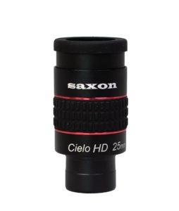 Astronomy Alive - Saxon Cielo HD 25mm 1.25 ED Eyepiece