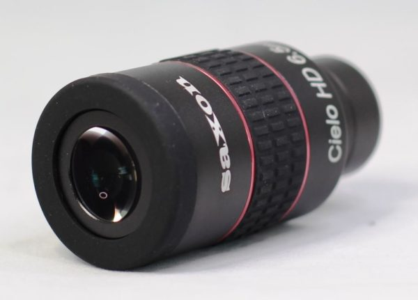 Astronomy Alive - Saxon Cielo HD 6.5mm 1.25 ED Eyepiece
