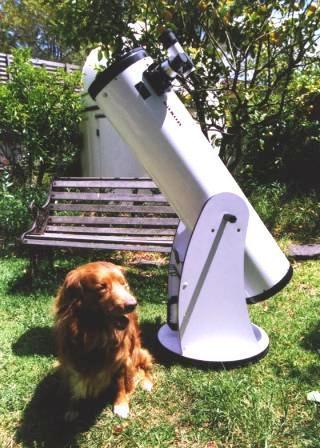 Astronomy Alive - Saxon Dob 10 Reflecting Telescope system