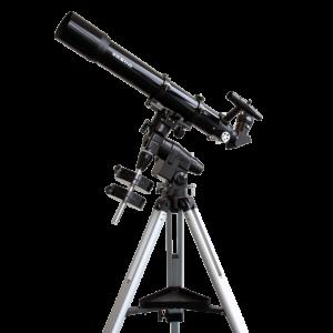 Astronomy Alive - Saxon ED100 100mm ED Glass Refractor Telescope