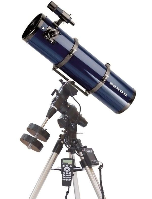 Astronomy Alive - Saxon Eq5 GoTo Computerised Equatorial mount
