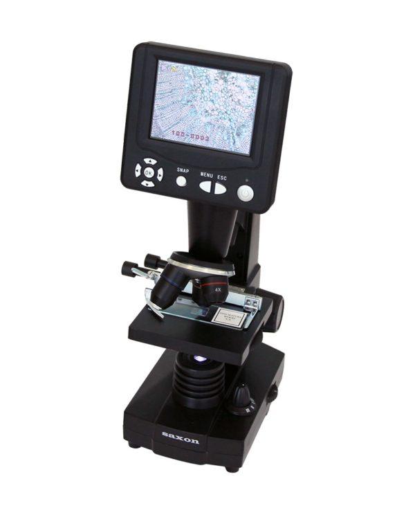 Astronomy Alive - Saxon LCD Digital Microscope