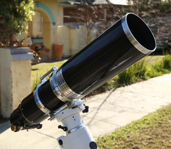 Astronomy Alive - Schiaparelli Series Custom Hand Crafted refractors - Model 123mm f6