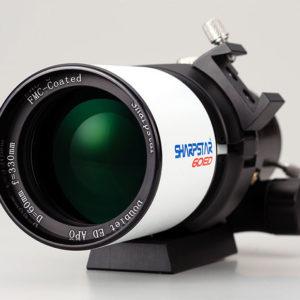 Astronomy Alive - SharpStar 60-ED 60mm f5.5 Apochromatic telescope