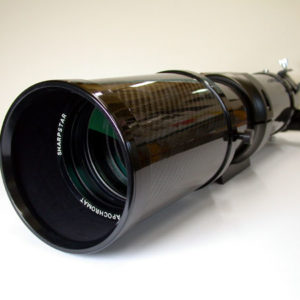 Astronomy Alive - SharpStar CF-90II Carbon Fibre 90mm f6.67 ED Glass Triplet Apochromatic telescope