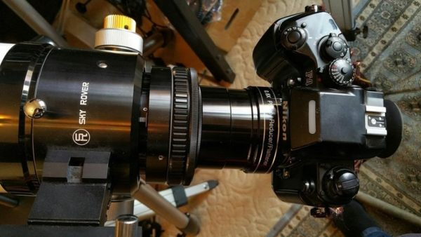 Astronomy Alive - Sky Rover 0.8X Reducer Flattener