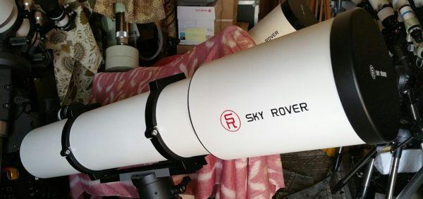 Astronomy Alive - Sky Rover ULT 130 ED Glass Super APO Refractor Telescope