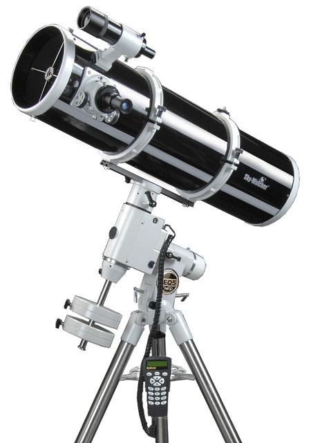 Astronomy Alive - Saxon HEQ5 Pro GoTo Equatorial Mount