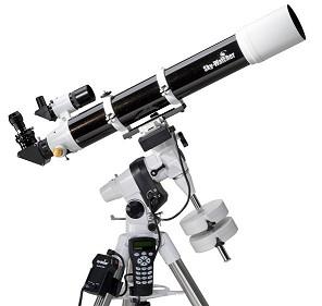 Astronomy Alive - Skywatcher Black Diamond ED100 100mm Extra Dispersion Glass Refractor Telescope