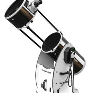 Astronomy Alive - Skywatcher GoTo Collapsible Dob 10 - 10 Reflector Telescope