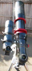 Astronomy Alive - Stellarvue 10X60 Ultra Premium finderscope & bracket