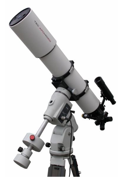 Astronomy Alive - Telescope Engineering Company TEC APO140ED F7