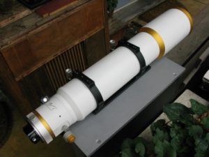 Astronomy Alive - William Optics FLT 132 130mm Triplet APO Refractor Telescope