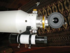 Astronomy Alive - William Optics Fluorostar FLT151 151mm Triplet Apochromatic Refractor