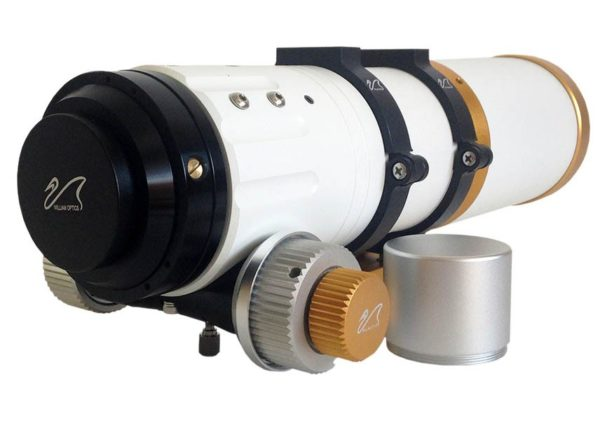 Astronomy Alive - William Optics Star 71-II f4.9 Quadruplet APO Refractor