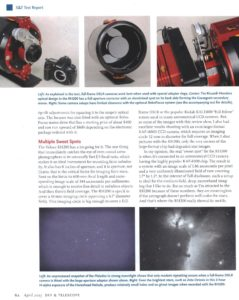 Astronomy Alive - Officina Stellare Veloce RH 200 200mm Riccardi-Honders Astrograph Telescope