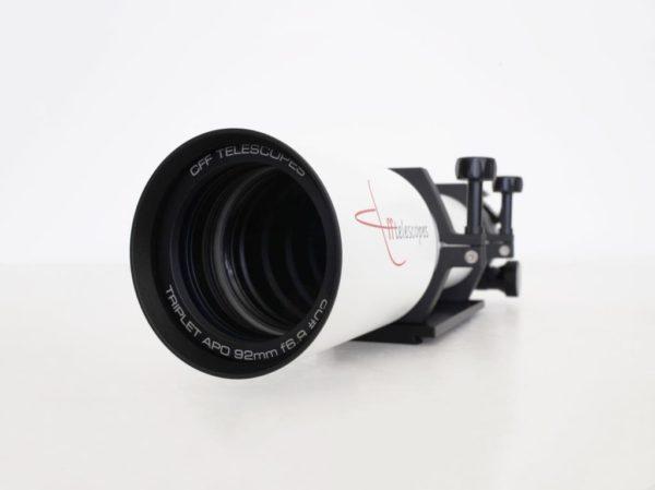 Astronomy Alive - CFF Telescopes 92mm Refractor telescope