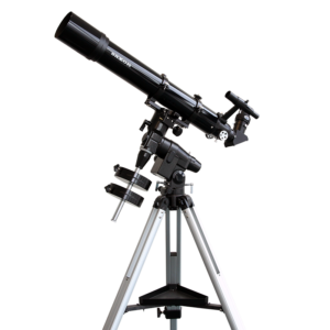 Astronomy Alive - Saxon ED100 100mm Eq3 ED Glass Refractor Telescope system