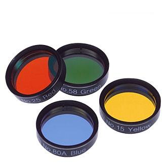 Astronomy Alive - Everwin Planetary Colour Filter set