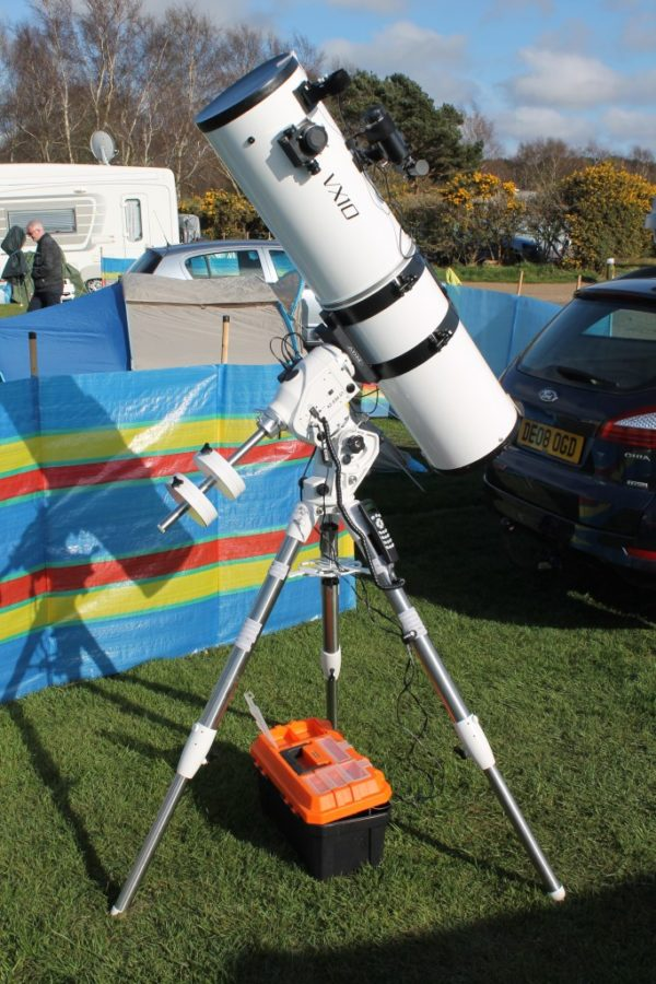 Astronomy Alive - Orion Optics UK VX10 Newtonian Reflecting telescope