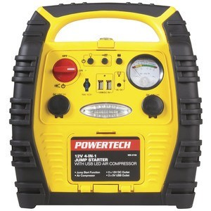 Astronomy Alive - Powertech 12VDC 17AH High Quality Portable Power Supply
