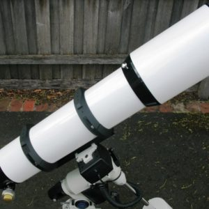 Astronomy Alive - Sky Rover Reference Series ULT 130 ED Glass 130mm Triplet Super APO Refractor Telescope