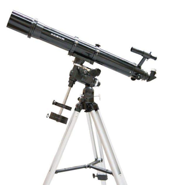 Astronomy Alive - Saxon 1021EQ3 102mm Refractor Telescope