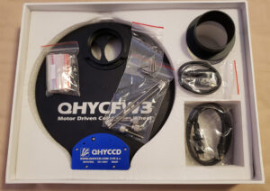 QHY CFW3 Colour Filter Wheel