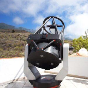 Astronomy Alive ASA Astrosysteme Austria AZ1000 1000mm Ritchey Chretien telescope system