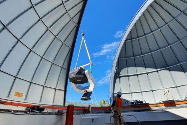 Astronomy Alive ASA Astrosysteme Austria AZ1500 1500mm Ritchey Chretien telescope system