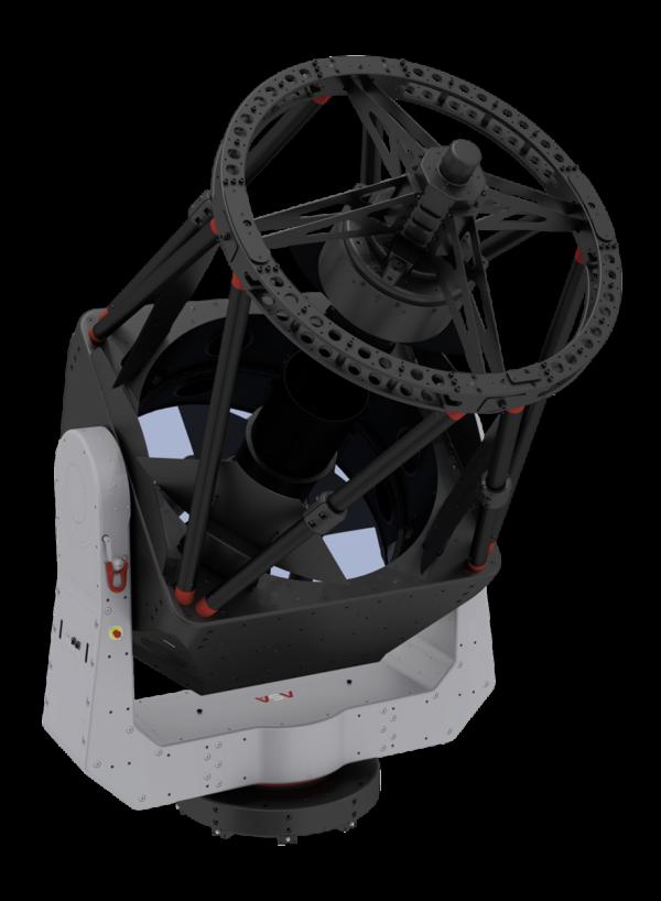 Astronomy Alive ASA Astrosysteme Austria AZ2000 2000mm Ritchey Chretien telescope system